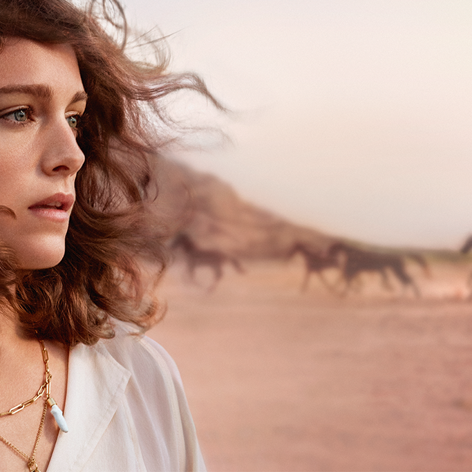 Ariane Labed is the face of new Chloé fragrance