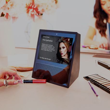 Coty to launch skill for Amazon Echo show