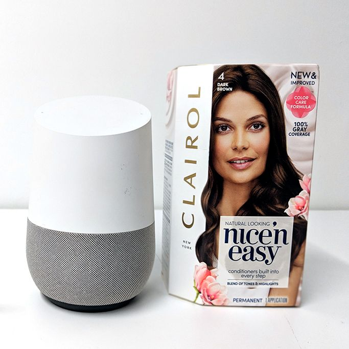 Coty launches Clairol Color Expert for the Google Assistant